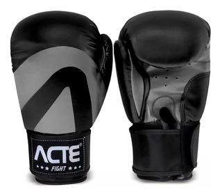 Par De Luvas De Boxe Resistente E Leve Acte Sports Lutas