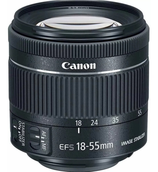 18-55mm Canon Is Stm