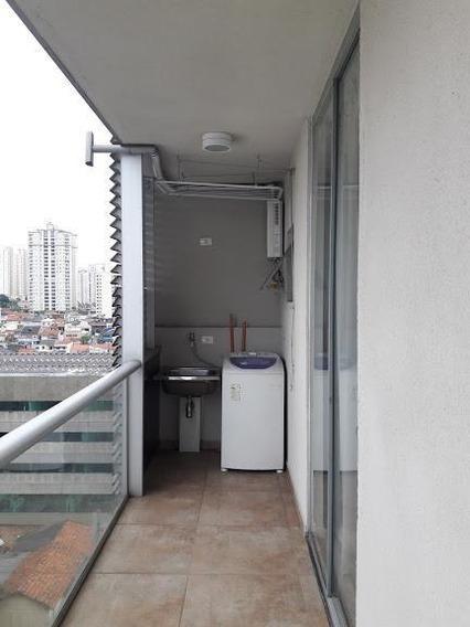 Flat Em Vila Augusta, Guarulhos/sp De 38m² 1 Quartos Para Locação R$ 1.700,00/mes - Fl328286