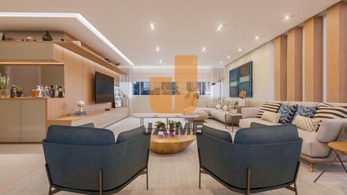 Apartamento Para Venda No Bairro Consolação Em São Paulo - Cod: Pe8969 - Pe8969