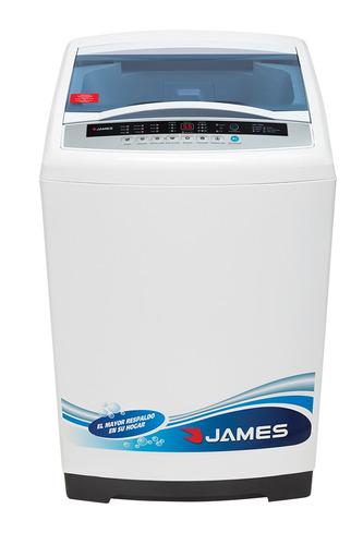 Imagen 1 de 1 de Lavarropas James Wmt 780 7 Kg Carga Superior Magic Center