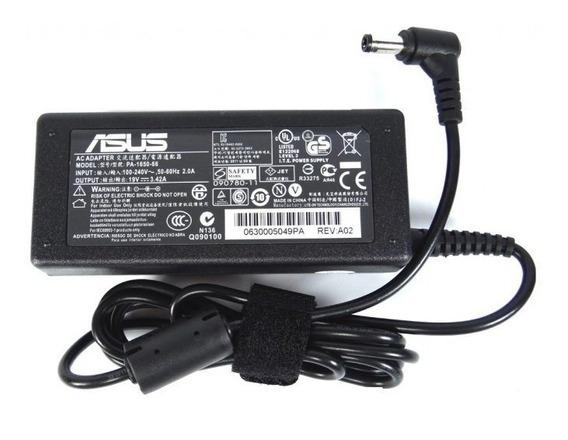 Carregador Asus X44c K43e K43u A43e X54 X53 X52 65w