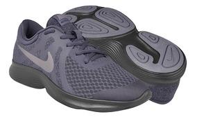 Tenis Deportivos Para Dama Nike 943309013 Mno Negro