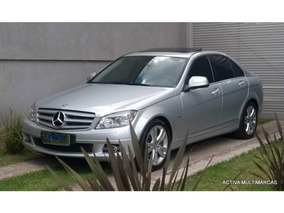 Mercedes-benz C200 200 1.8 Avantgarde Kompressor Gasolina 4p
