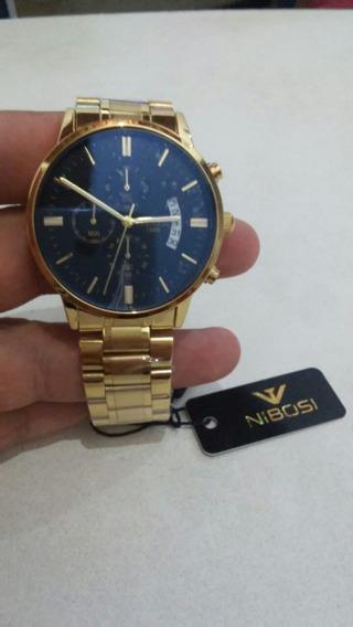Relógio Nibosi De Alta Qualidade, O Melhor.