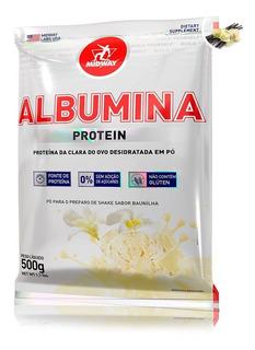 Albumina - 500 Gramas - Midway Materia Prima Importada