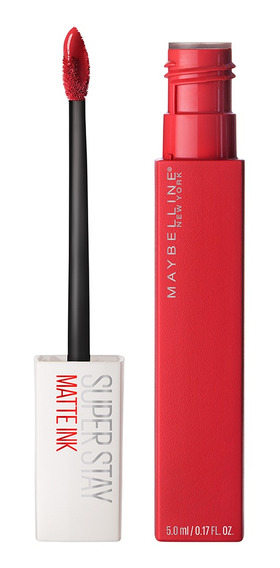 Labial Líquido Indeleble Larga Duración Matte Ink Maybelline