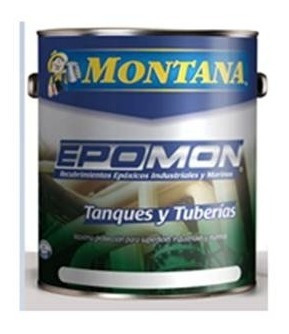 Pinturas Montana Epomon Aducto Amina Hb Blanco
