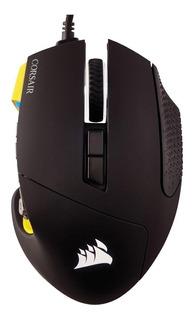 Mouse de juego Corsair Scimitar PRO yellow