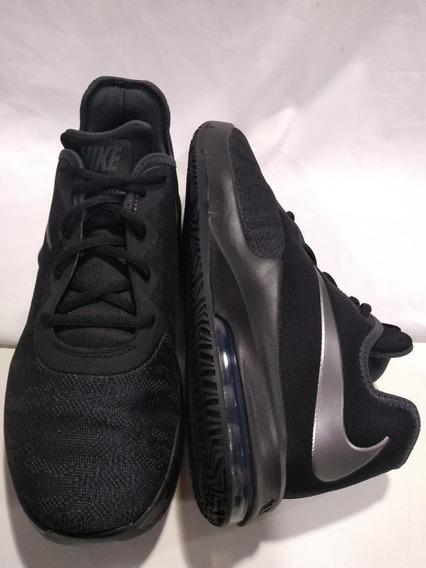 Tenis Nike Masculino Numeros Especiais Black Mtlc Aj5898-007