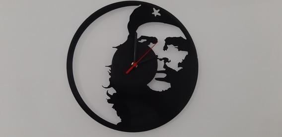 Relógio De Parede, Che Guevara, Disco De Vinil.