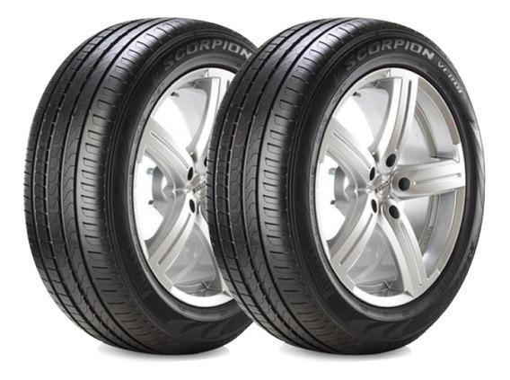 Kit X2 Pirelli 215/55 R18 Scorpion Verde 99v Neumen Ahora18