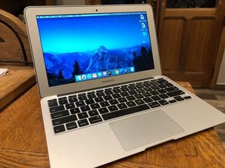 Macbook Air 11 - Core I5 1.4 - 128gb - 4gb Ram - 2013