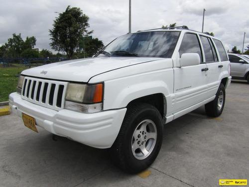 Jeep Grand Cherokee 5.200 Cc Motor 8v