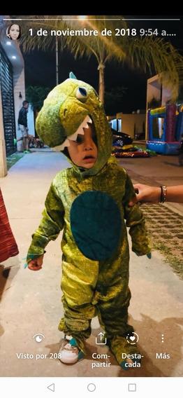Disfraz Dinosaurio 12/18 Meses