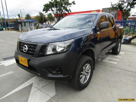 Nissan Frontier Np300 Sabanera