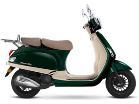 Zanella Styler 150 Exclusive Scooter Retro Vintage 0 Km 999