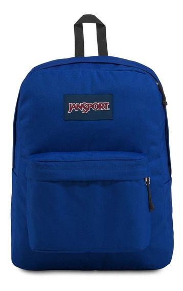 Zonazero Mochila Jansport Superbreak Border Blue