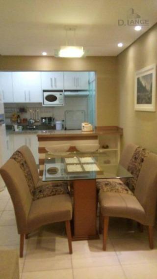 Apartamento Residencial À Venda, Jardim Nova Hortolândia I, Hortolândia - Ap12357. - Ap12357