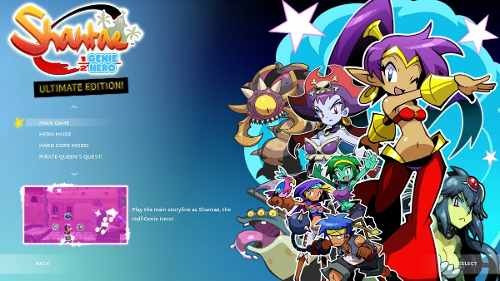 Random Steam Key + Shantae Half Genie Hero Ultimate - Pc