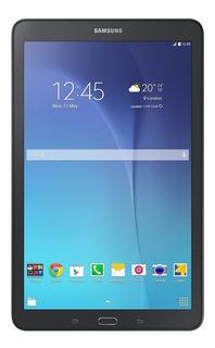 "Tablet Samsung Galaxy Tab E SM-T560 9.6"" 8GB black con memoria RAM 1.5GB"