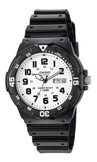 Relógio Casio Mrw200h-7bv Catraca Giratória