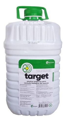 Atrativo Target Biológico Armadilha Mosca Galão 10 Litros