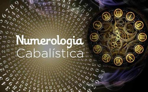 Imagen 1 de 4 de Curso Numerología Y Otros. Presencial / Online. Reportes