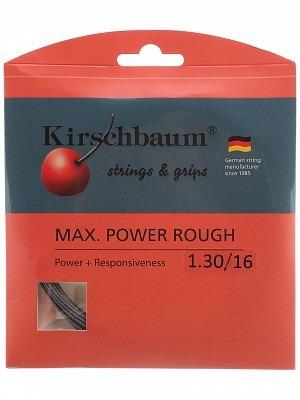 Cuerda De Tenis  Kirschbaum Max Power Rough 16 (1.30)