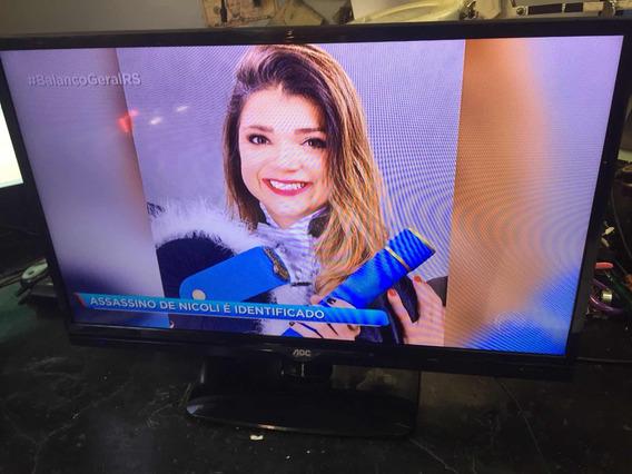 Tv Aoc T296ms Usada Perfeita