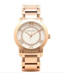 Back Mercado Libre Steel Relojes En Michael Stainless Reloj Kors dChtrsQ