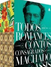 Coleção Completa De Machado De Assis!