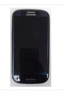 1° Samsung Galaxy S3 I9300 Preto Com Defeito Sem Garantia