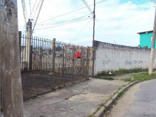 Imagem 1 de 5 de Terreno Com 2128 M², Na Vila Ré. - Pe15079