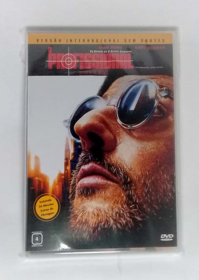 Dvd O Profissional - Filme De Luc Besson - Original