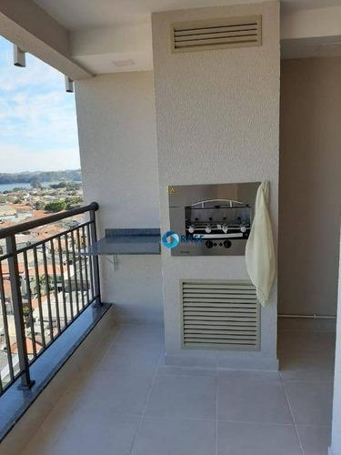Apartamento Com 2 Dormitórios À Venda, 62 M² Por R$ 496.702,00 - Socorro - São Paulo/sp - Ap11125