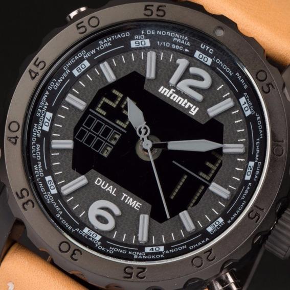 Relógio Masculino Esportivo Original Militar Super Promoção!