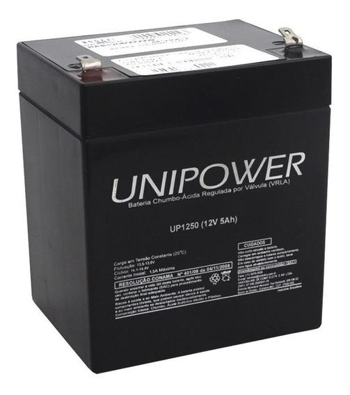 Bateria 12v 4.5ah Planet Battery Selada Recarregavel