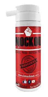 Spray Defesa Pessoal Ela 50g Knockout- Tipo Nautika