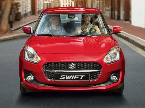 Suzuki Swift Glx Cvt 2021