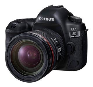 Camara Canon Eos 5d Mark Iv C/ef 24-70 L F/4 Full Frame,4k