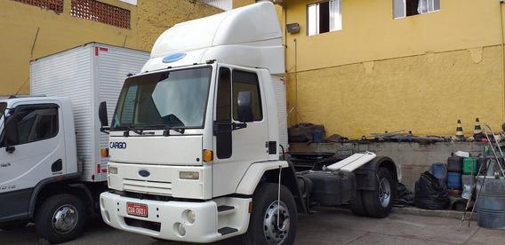 Ford Cargo 4532 Ano 2009 Unico Dono 185000 Km