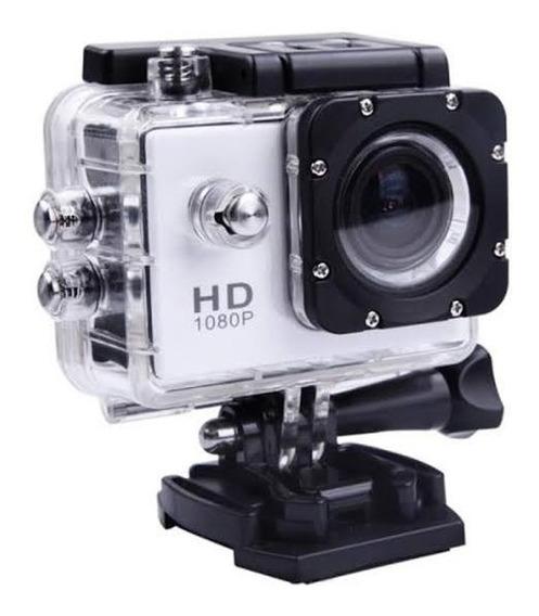 Mini Câmera Filmadora Sports Hd 1080p Carro Moto Capacete