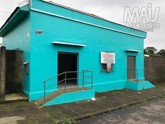 Sala Comercial Para Locação Em Novo Hamburgo, Canudos, 2 Banheiros - Sas0006