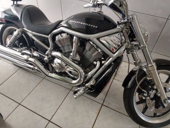 Harley Davidson 1200 Vroad 2005 Screan Eagle Fino Trato
