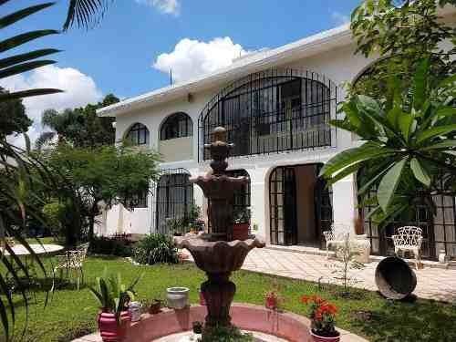 Casa En Venta O Renta Cuernavaca