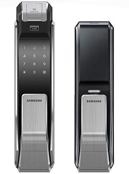 Cerradura Inteligente Samsung P718 Biometrica * Instalacion