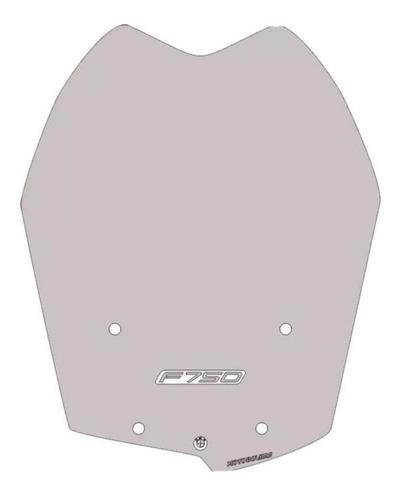 Bolha Bmw F750gs Motobolhas Cristal Sem Defletor