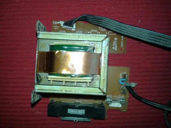 Transformador Com A Placa Do Som Aiwa Cx.ns119lh