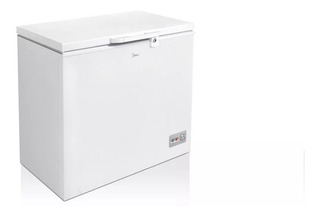 Freezer Horizontal Midea Cf-mc10war1 290 Lts Blanco
